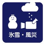 氷雪・風災