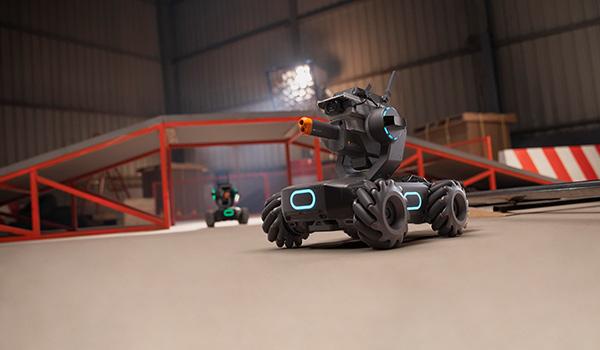 RoboMasterメイン画像