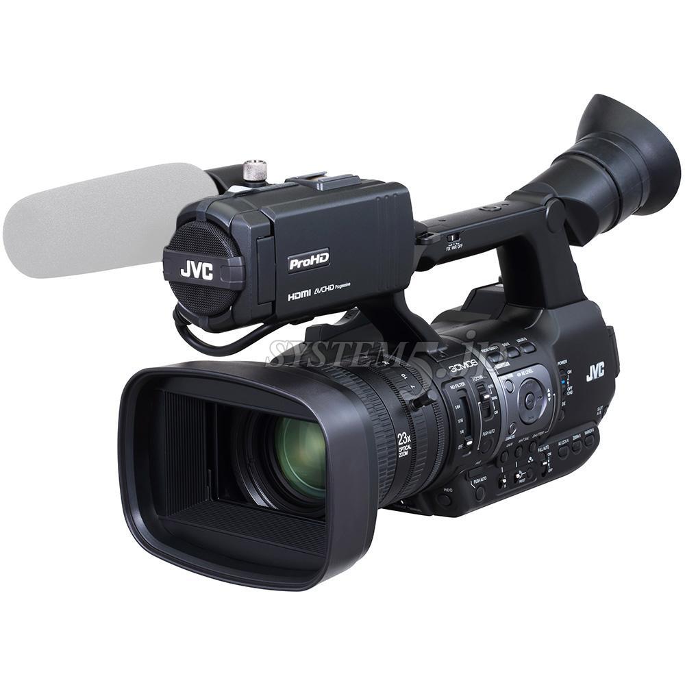 JVC HDカムコーダー GY-HM660/GY-HM620 ファームウェア V0102 リリースのお知らせ