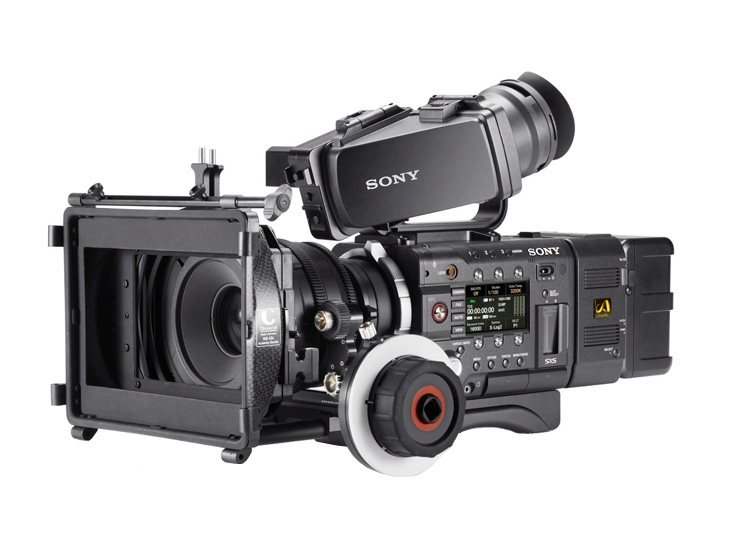 ソニー CineAlta4Kカメラ PMW-F55/F5用ファームウェアVer.8.01アップデートのお知らせ
