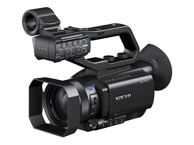 ソニー XDCAMメモリーカムコーダー PXW-X70用ファームウェアVer.3.02 アップデートのお知らせ