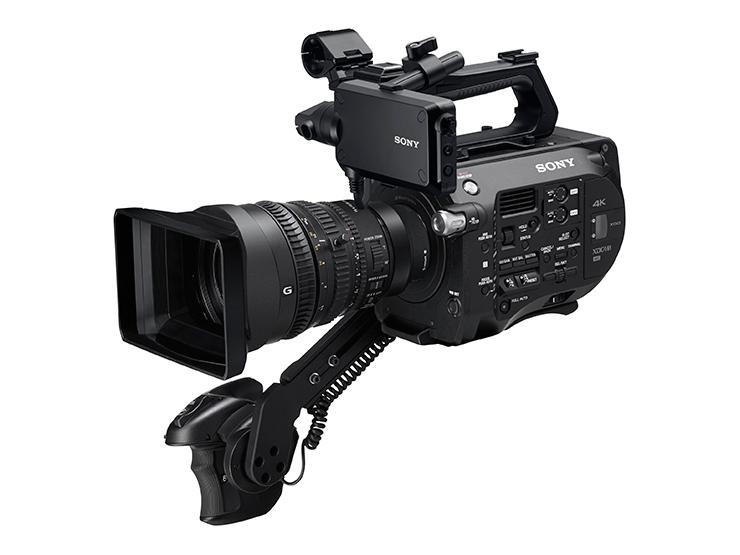 ソニー XDCAMメモリーカムコーダー PXW-FS7/FS7K用ファームウェアVer.4.10アップデートのお知らせ
