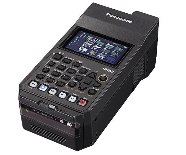 パナソニック メモリーカード・レコーダー AJ-PG50用ファームウェアVer 33.56アップデートのお知らせ
