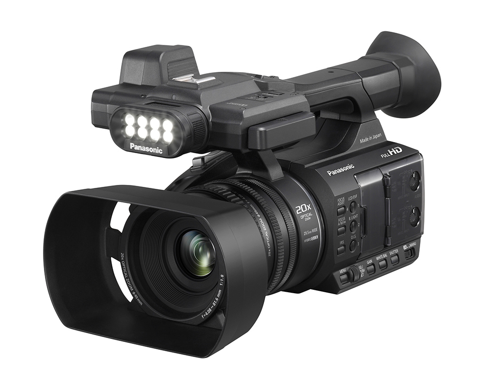 パナソニック メモリーカード・カメラレコーダー AG-AC30用ファームウェアVer. 1.03アップデートのお知らせ