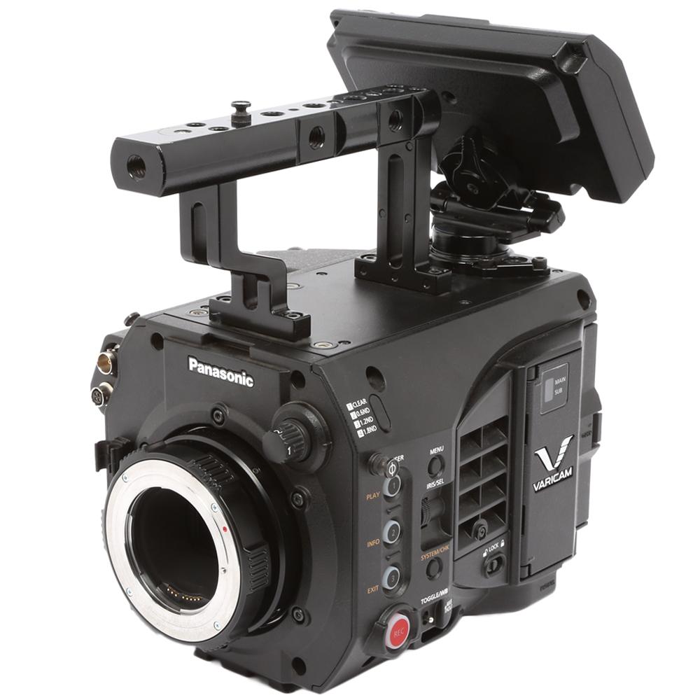 パナソニック VARICAM LT AU-V35LT1G用ファームウェアVer 22.31アップデートのお知らせ