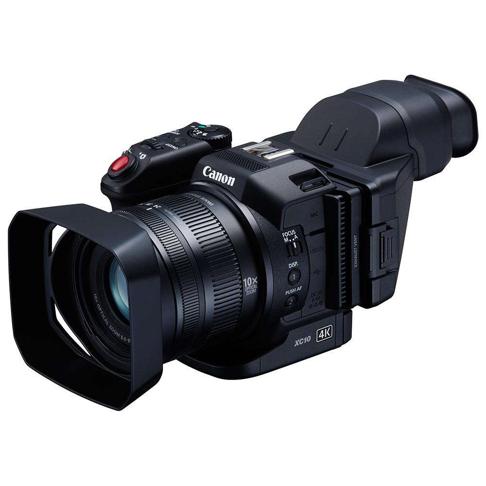 キヤノン 業務用デジタルビデオカメラXC10用ファームウェアVer.1.0.3.0アップデートのお知らせ