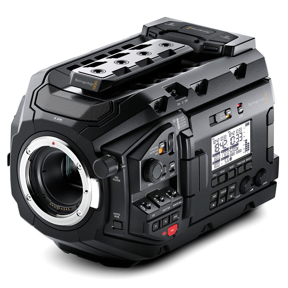 ブラックマジックデザイン Blackmagic Camera 5.0.2アップデートのお知らせ