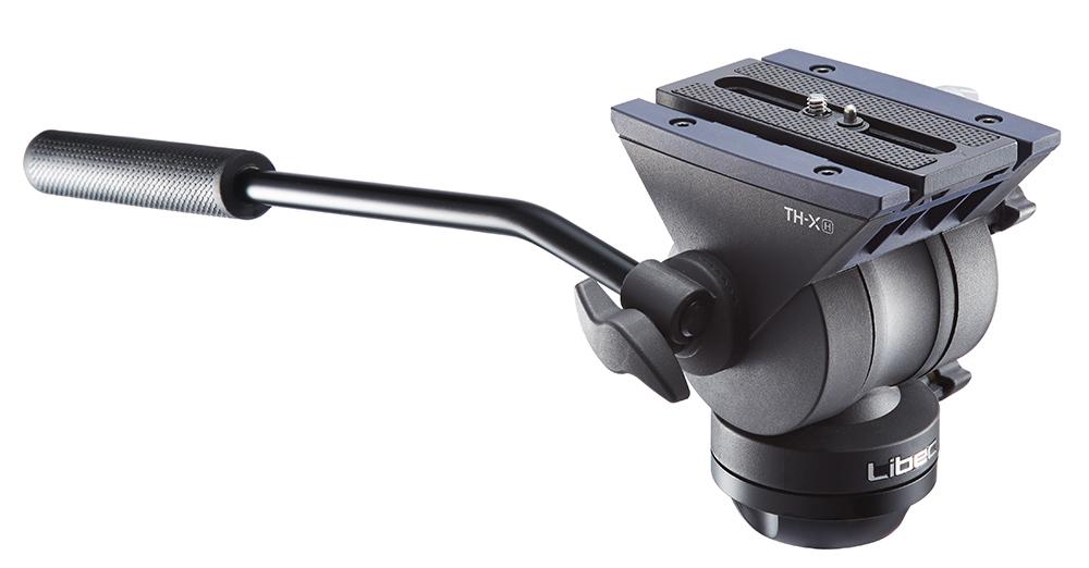 Libecの小型ビデオカメラ用三脚セット「TH-X」のヘッド単品モデルが登場!