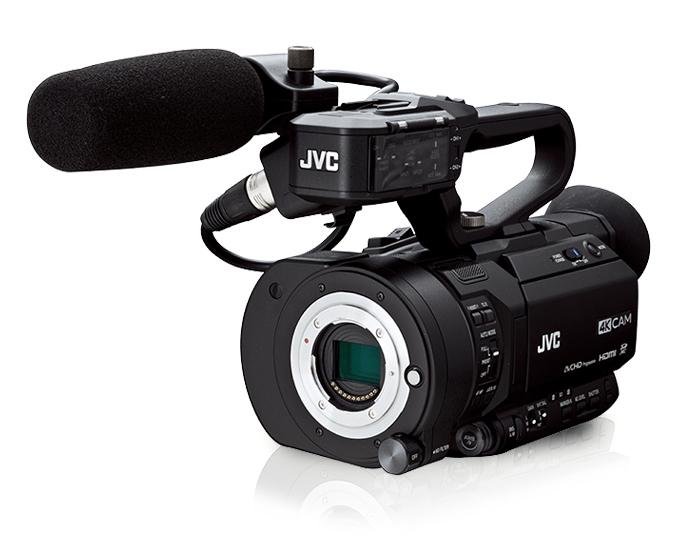 JVC 4Kメモリーカードカメラレコーダー GY-LS300CH ファームウェア V0300 リリースのお知らせ