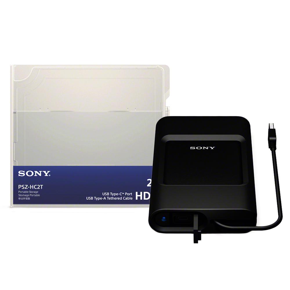 防塵・防滴・耐衝撃・USBケーブル内蔵。ソニーのポータブルストレージ新製品はますます便利に!