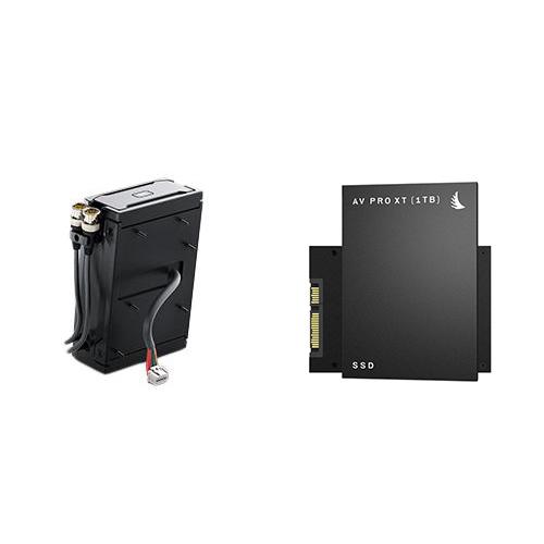 Bコース Blackmagic URSA Mini SSD Recorder & Angelbird AVproXT 1TB