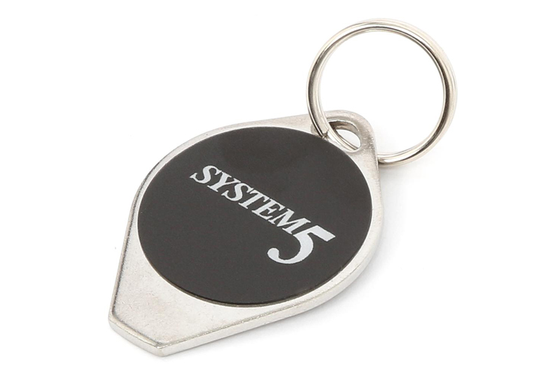 SYSTEM5オリジナルコインドライバー製品画像