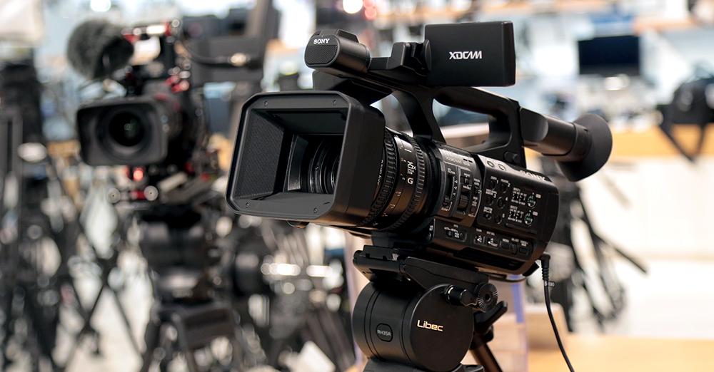 ソニーのXDCAMメモリーカムコーダー「PXW-Z190」発売開始。ショールーム展示中!