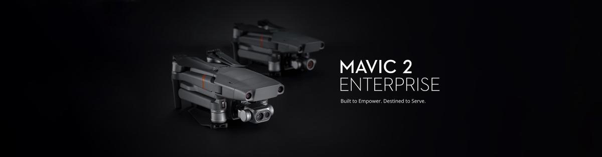 DJI Mavic 2 Enterprise DUAL当店にて取扱中です!