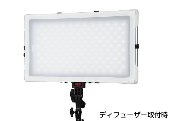 【動画あり】曲げられるシート型照明!?サンテックの薄型軽量フレキシブルLEDライト!