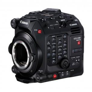 【特典付き】Canon デジタルシネマカメラ<br> EOS C 300 Mark III(ボディのみ)
