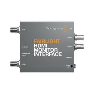 BlackmagicDesign Fairlight HDMI Monitor Interface