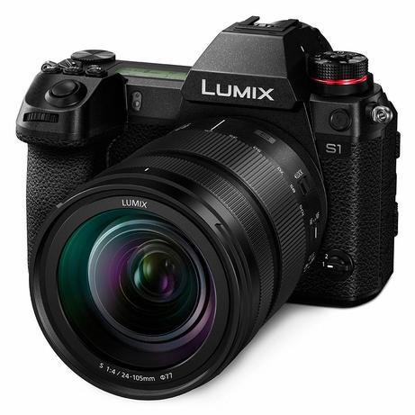 Panasonic DC-S1M-K ミラーレス一眼カメラ S1(標準ズームレンズ付属)