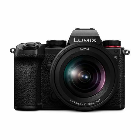 Panasonic DC-S5K-K デジタル一眼カメラ LUMIX S5(レンズキット)