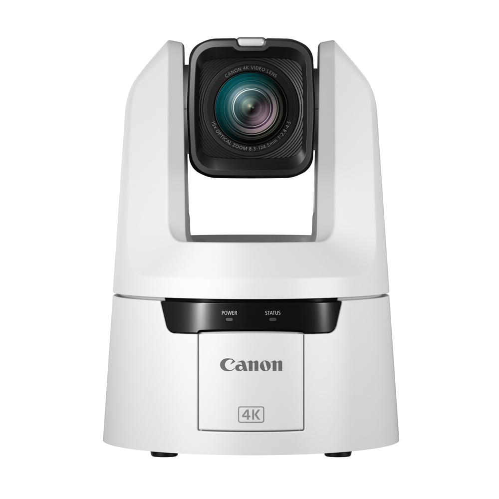 Canon CR-N500 WH 4K PTZリモートカメラ ホワイト