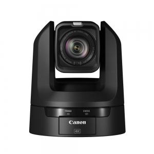 Canon CR-N300 BK 4K PTZリモートカメラ ブラック