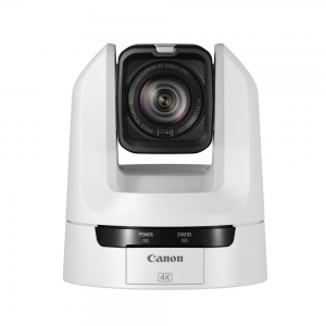 Canon CR-N300 WH 4K PTZリモートカメラ ホワイト