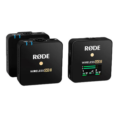 RODE WIGOII Wireless GO II