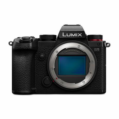 Panasonic DC-S5-K デジタル一眼カメラ LUMIX S5(ボディのみ)