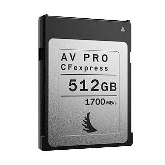 Angelbird AVP512CFX AV PRO CFexpress 512GB