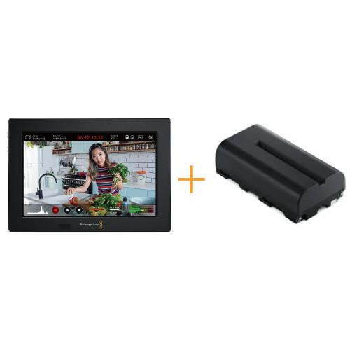 Video Assist 7インチ 3G + NP-F570互換バッテリー