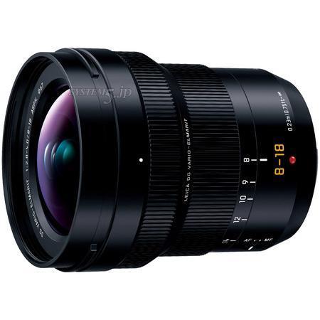 Panasonic H-E08018 LEICA DG VARIO-ELMARIT 8-18mm/F2.8-4.0 ASPH.