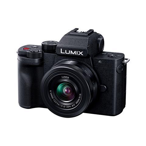 Panasonic DC-G100K-K デジタル一眼カメラ LUMIX G100(12-32mm F3.5-5.6レンズ)