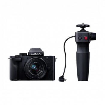 Panasonic DC-G100V-K デジタル一眼カメラ LUMIX G100(12-32mm F3.5-5.6レンズ・トライポッドグリップ付属)