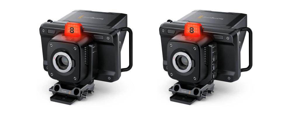 Blackmagic Studio Camera 4K画像
