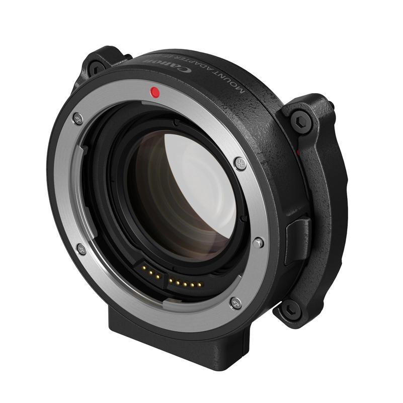 Canon EF-EOS R 0.71× マウントアダプター