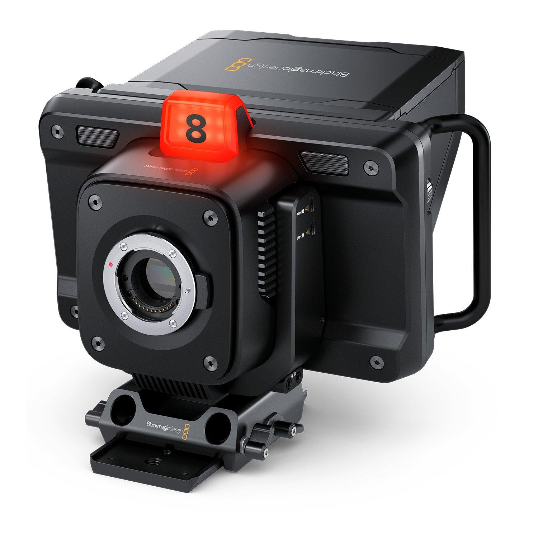 BlackmagicDesign CINSTUDMFT/G24PDD Blackmagic Studio Camera 4K Plus