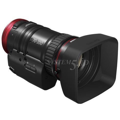 Canon CN-E70-200mm T4.4 L IS KAS S COMPACT SERVOレンズ