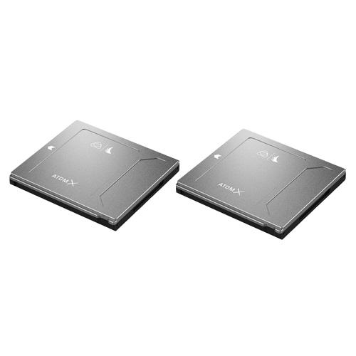 Angelbird AtomX SSDmini(500GB) ×2