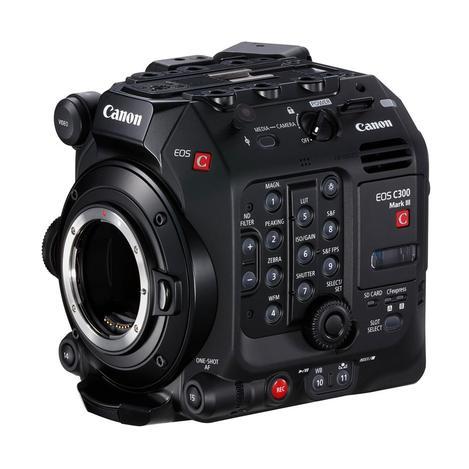 Canon EOS C300 Mark III デジタルシネマカメラ(ボディのみ)