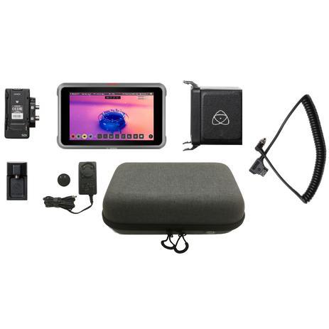 ATOMOS ATOMNJAV01 4K対応SSDレコーダー NINJA V+ Pro Kit